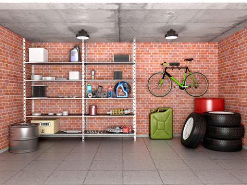 Garage eller roderum?