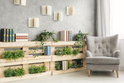 10 Einsatzmöglichkeiten für Holzpaletten