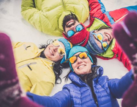 Die schnellste Weg zum Ski-Spaß