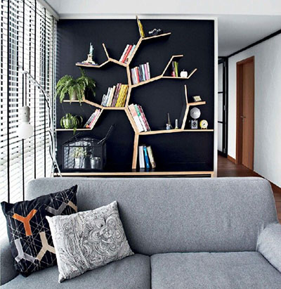 Tree Bookshelf The Shurgard Blog