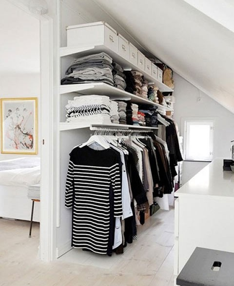 Build a walk in wardrobe from your existing bedroom The Shurgard Blog