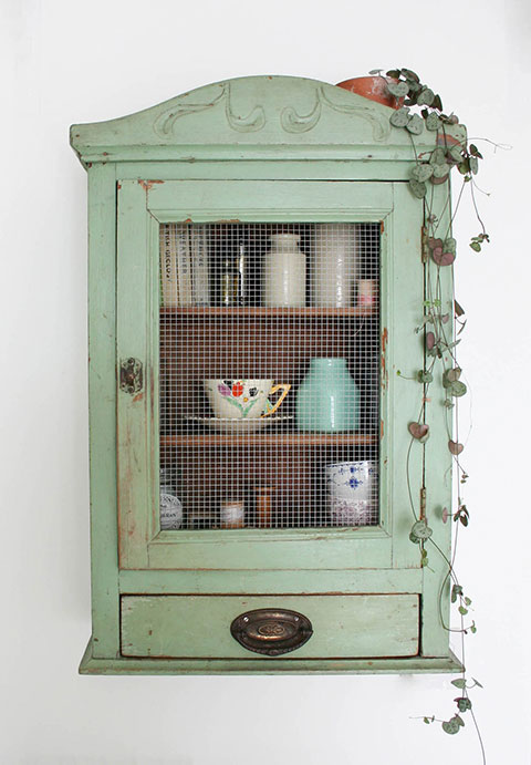Wall-cupboard