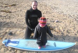 Surfer Dad