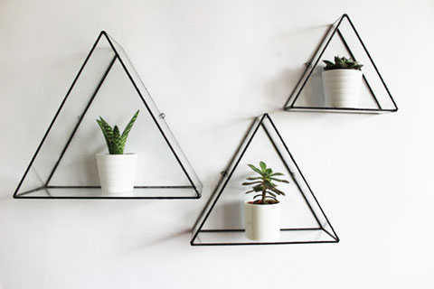euclid-triangle-glass-wall-display-etsy-