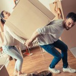 Ten things nobody tells you before you move in with your other half