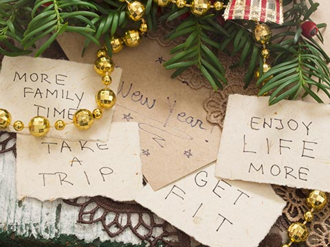 9 most popular New Year resolutions and how to keep them