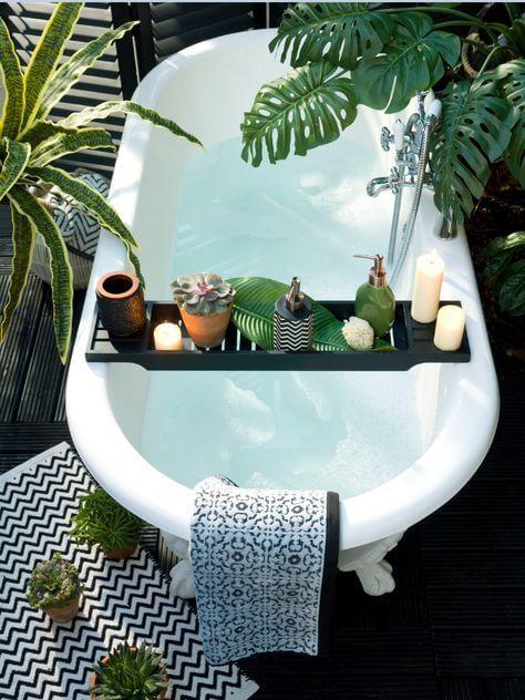 elderly-bath