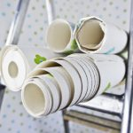 7 ways to get crafty with leftover wallpaper