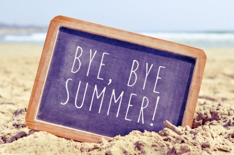 Say Goodbye to Summer – Storing Your Holiday Stuff