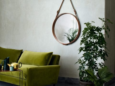 Make a grand entrance with these statement mirrors