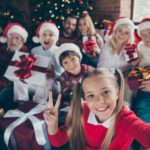 Creating space for Christmas