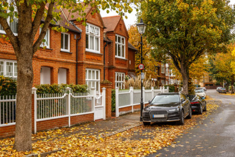 Moving from Central London to the Suburbs