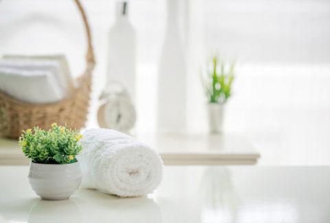 Turn your bathroom into a spa!