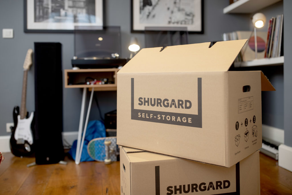Student self-storage – Our student house moving quick guide