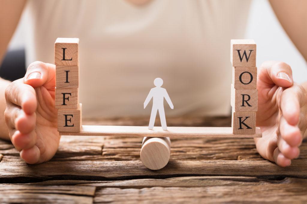 Work life balance: 6 tips