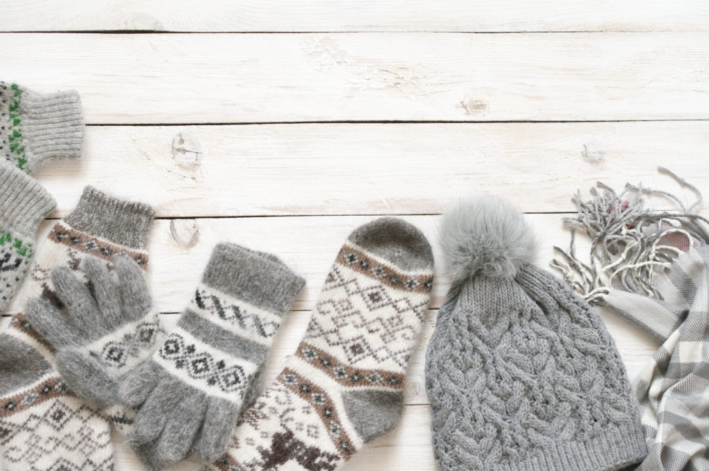 Seasonal Storage: Winter Accessories