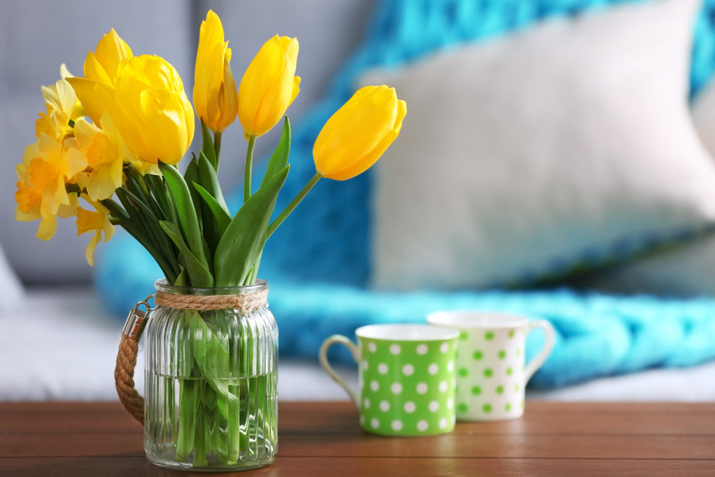 Style Your Home For Spring