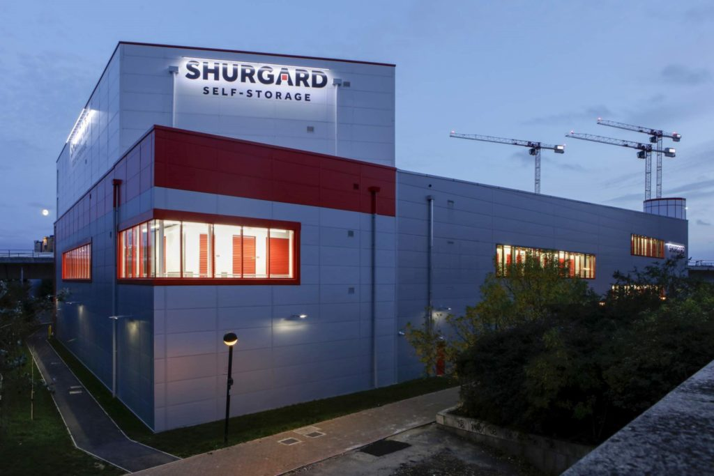 Shurgard City Airport – one of our greatest redevelopment stories