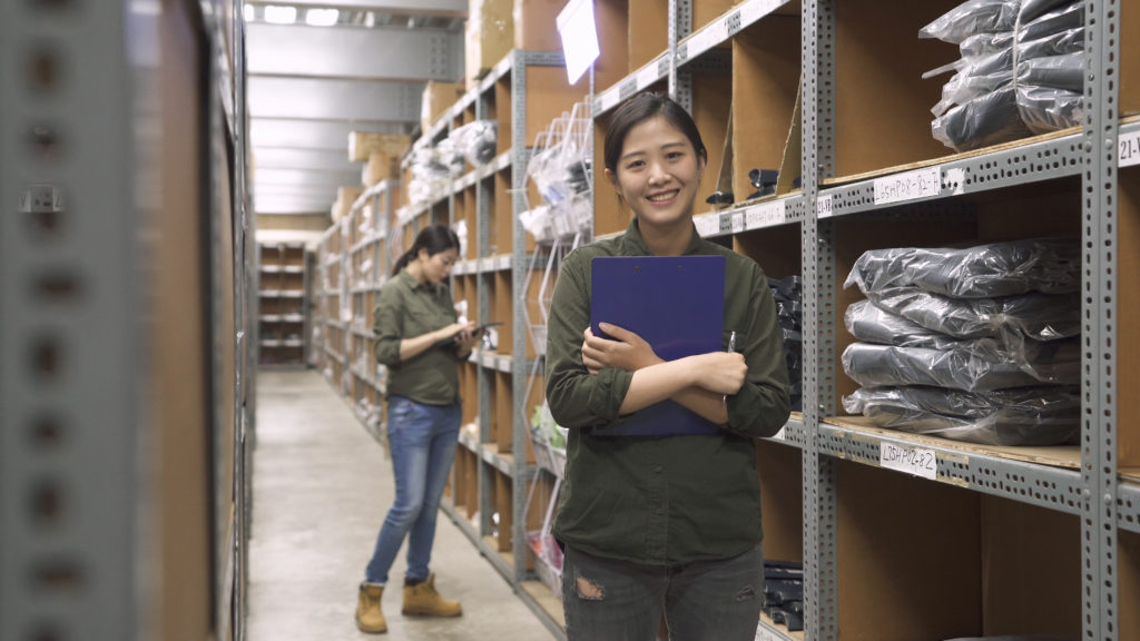 How To Organise A Stockroom