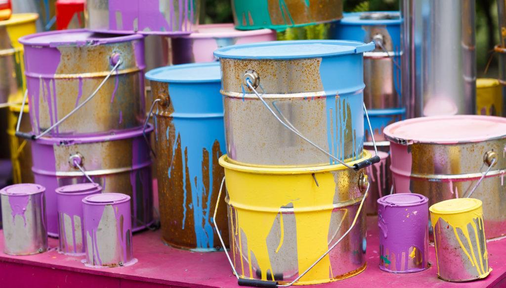 Got Leftover Paint? 6 Useful Ideas