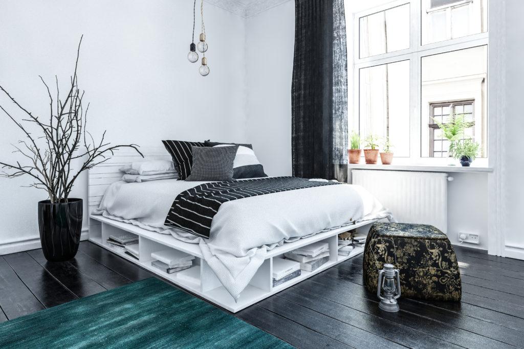 6 Brilliant Bedroom Storage Ideas