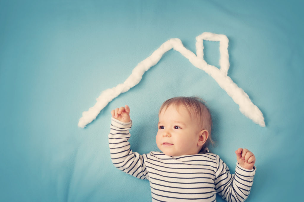 How to Baby Proof the Home