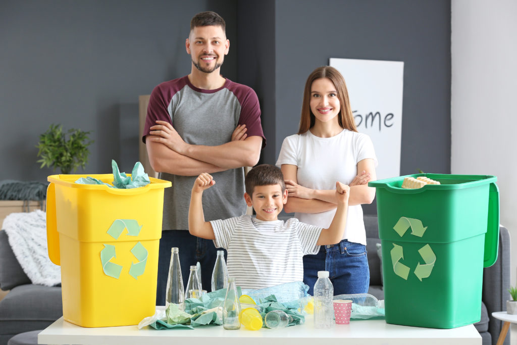 Recycling Tips for your Home