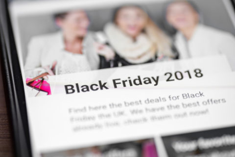 Black Friday : le compte à rebours a commencé