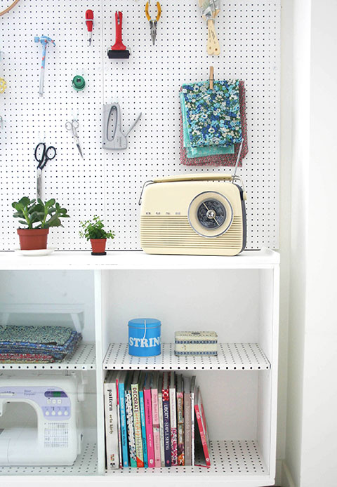 Sideboard-with-pegboard