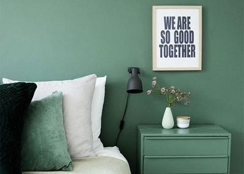 Vijf tips om een ruimte te beïnvloeden met kleur