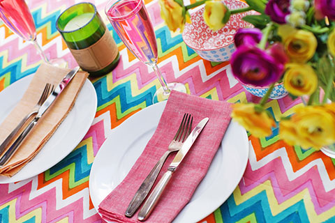pattern-table-clothes