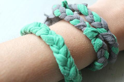 Finished-bracelets