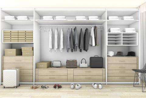 Kleedkamer In Slaapkamer : Tover je extra kamer om tot een zenruimte the shurgard blog