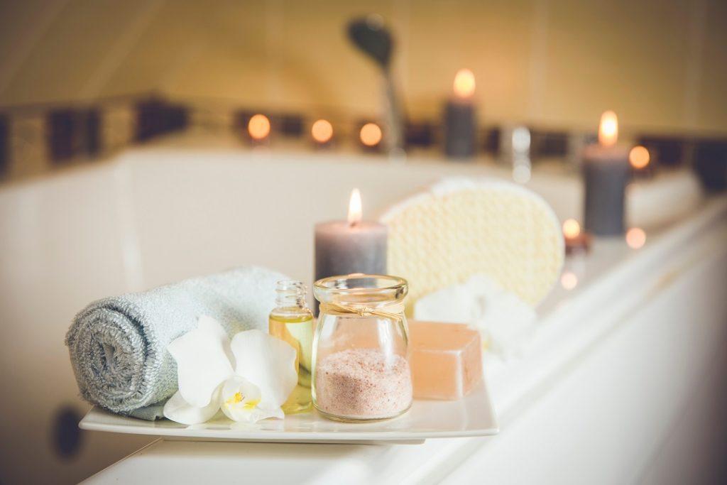 Tover je badkamer om tot een spa!